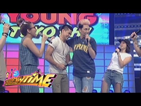 It's Showtime: Vice and Vin's 'kilig' moments on It's Showtime