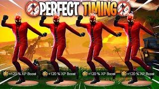Fortnite - Perfect Timing Dance Compilation #71 - (Season 8 Dances)