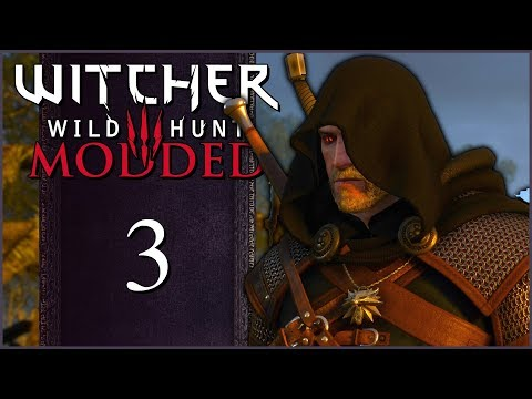 The Witcher 3 Modded ⚔ THE MACE MAGE ⚔ Episode 3