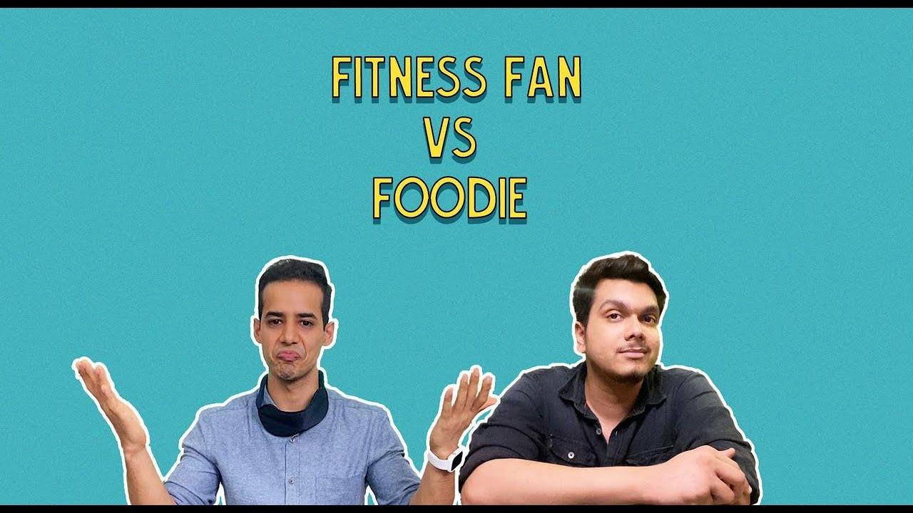 Fitness Fan Vs Foodie | Taste Test | Ok Tested
