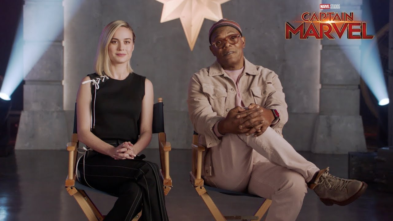 Marvel Studios' Captain Marvel | This or That '90s Featurette