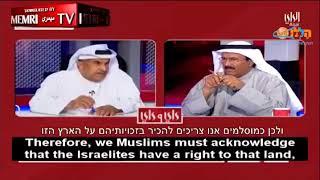 חובת צפיה!! תוכנית בערבית על כן או לא להכיר בישראל