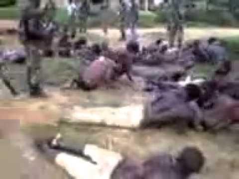 FRCI - Terreur en Cote d'Ivoire
