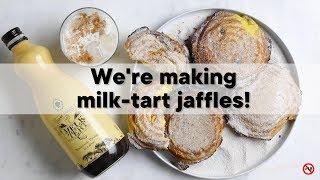 Milk-tart jaffles | Woolworths…