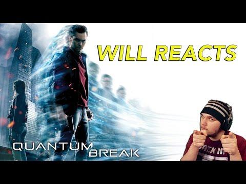 Reacting to Quantum Break!!!!!!