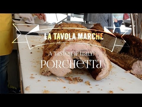 Taste of Italy: Porchetta (Episode 6)