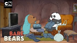 We Bare Bears | Grizz Helps | Cartoon Network