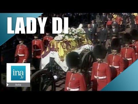20h France2 du 6 septembre 1997 - Obsèques de Lady Di | Archive INA