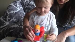 Play-doh парикмахерская, сумасшедшие прически | Play-doh crazy cuts(, 2016-02-06T09:06:49.000Z)