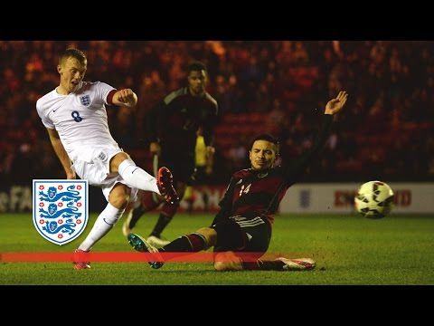 Ward-Prowse winner - England U21s 3-2 Germany | Goals & Highlights