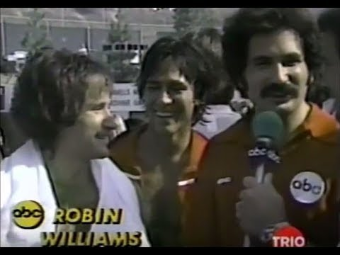 Battle of the Network Stars with Robin Williams 1978