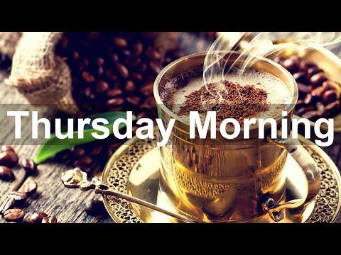 Thursday Morning Jazz - Happy Jazz and Bossa Nova Music to Relax