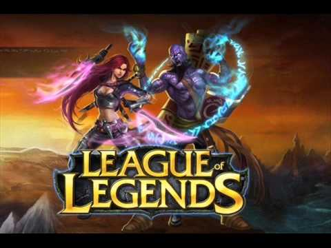 League Of Legenmds