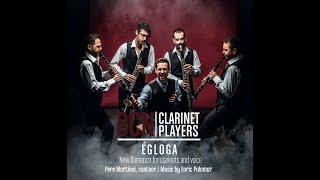 Égloga: New flamenco for clarinets and voice (videoclip oficial)