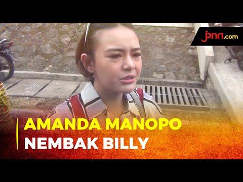 Amanda Manopo Ngaku Nembak Billy Syahputra Duluan