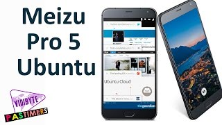 Meizu pro 5 ubuntu special officially launched, full specifications || pastimers