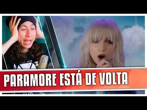 FÃ DE PARAMORE REAGINDO À HARD TIMES (NOVA MÚSICA) - REACT #2412