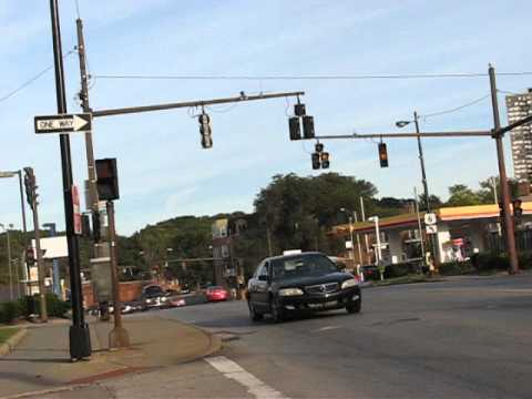 MVI 0792 - Superior u0026 Emily Flashing Traffic Lights in East Cleveland Ohio - YouTube & MVI 0792 - Superior u0026 Emily Flashing Traffic Lights in East ...