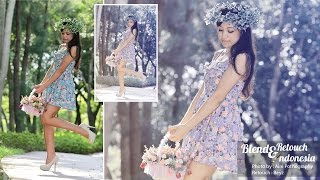 False Color Tutorial Photoshop
