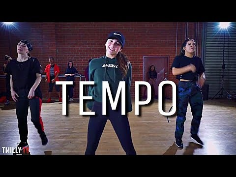 Kaycee Rice  Chris Brown TEMPO Choreography  Alexander Chung