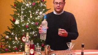 How To Make A Candy Cane Martini By Lime Tree Cove