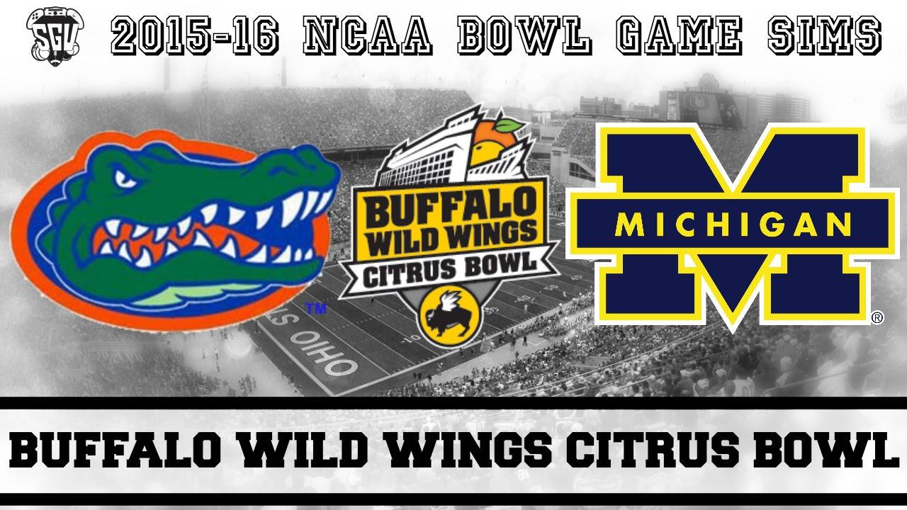 College bowl rankings: Michigan-Alabama showdown in Citrus ...