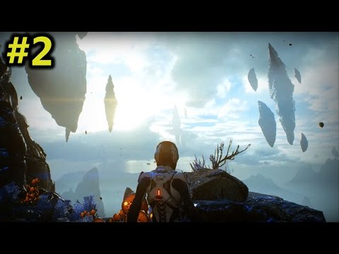 ♥ Mass Effect Andromeda (Let's Play) - #2 A Whole New World