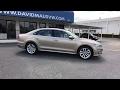 2016 Volkswagen Passat Orlando, Sanford, Kissimme, Clermont, Winter Park, FL 4129P