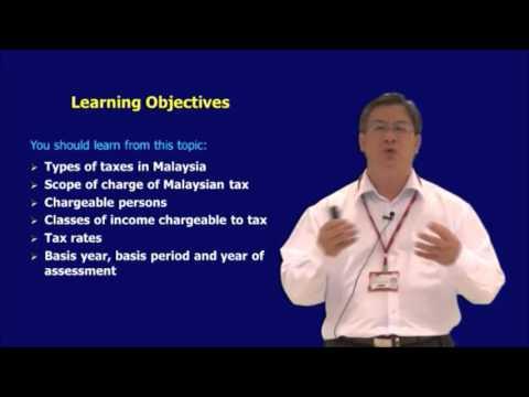 Malaysian Taxation
