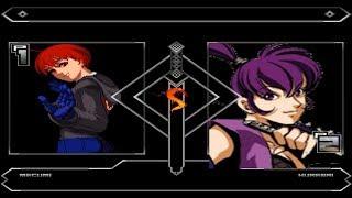 Mugen Attack of the Kula Clones #11: Megumi vs Kurenai