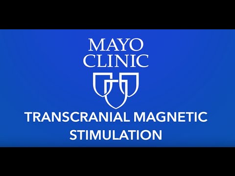 Transcranial Magnetic Stimulation for Depression - Patient Info -  Mayo Clinic