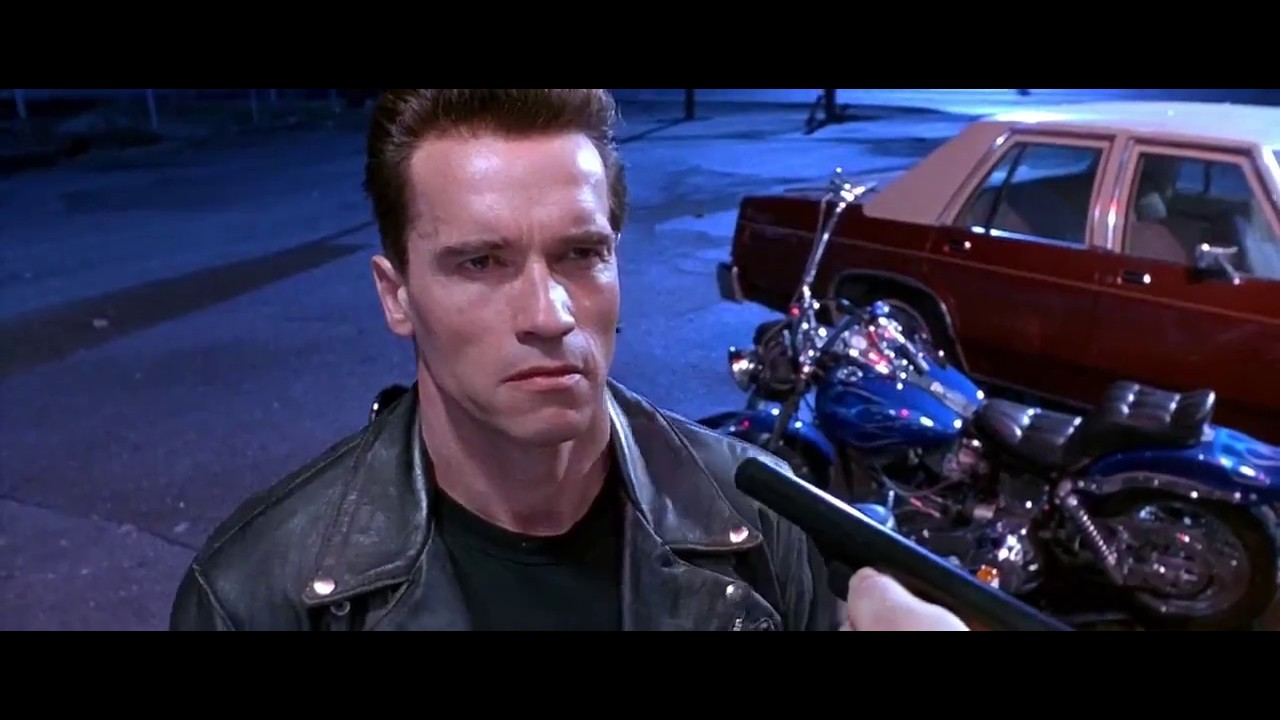 the terminator - fat boy - harley-davidson - youtube
