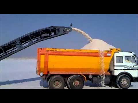 Tuz üretimi nasıl yapılır