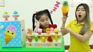 Suri Makes Fruits & Vegetables Ice Cream Toys for Kids