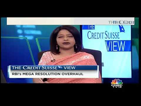 Credit Suisse View: Ashish Gupta