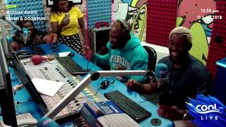 SLIM CASE HOW WE MADE DIET WITH TIWA SAVAGE REMINISCE DJ ENIMONEY AND SARZ