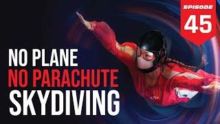 iFly Dubai   Indoor Skydiving On 799 Horsepower Jet Streams