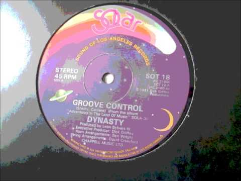 "Dynasty- Groove control. 1981 (12"" Soul/Funk)"