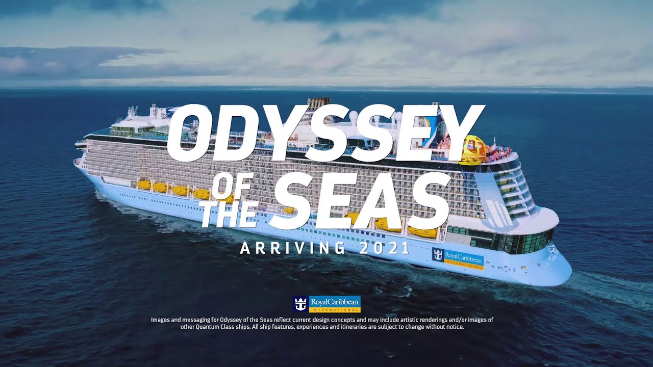 Discover the New Odyssey of the Seas | Arriving 2021
