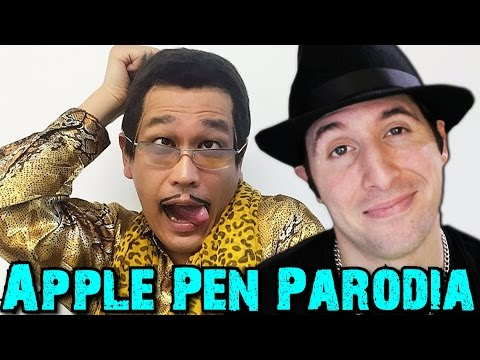 PPAP PEN PINEAPPLE APPLE PEN - PARODIA