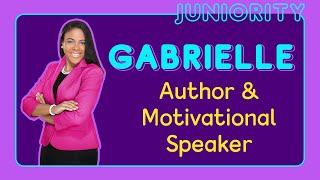 18 Year Old Entrepreneur, Author and Speaker Gabrielle Jordan