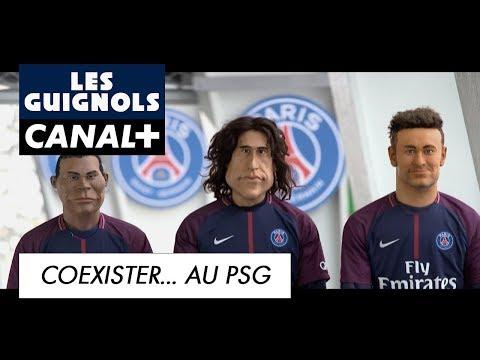 """Coexister au PSG (Parodie de """"Coexister, le film"""" par les Guignols) - CANAL+ thumbnail"""