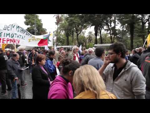Greece: the fightback against austerity