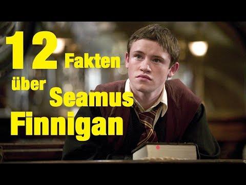 12 FAKTEN über Seamus FINNIGAN