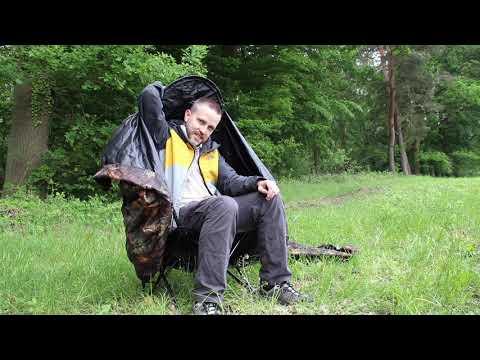 Tarnzelt Stealth Gear One Man Chair im Test
