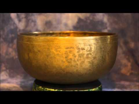 Giant Bowl #G008~Note F#~4th Chakra~Heart~Anahata