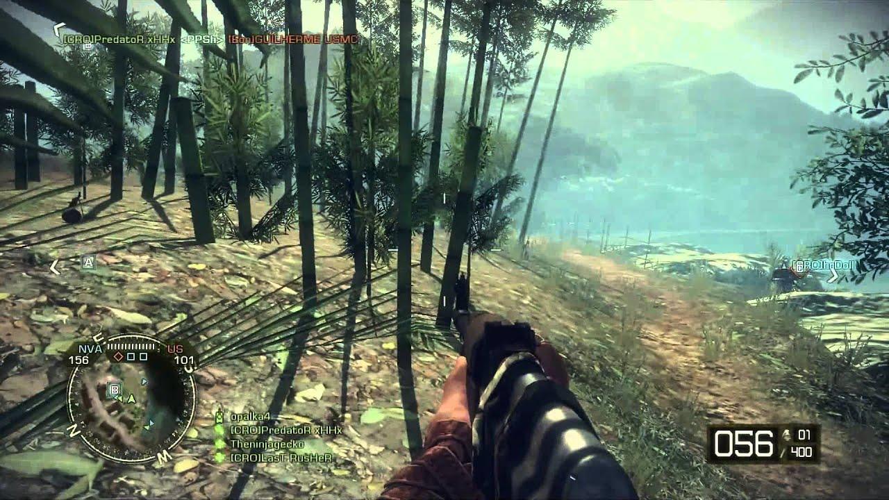 Bc2 Vietnam Multiplayer Crazy Game Xbox 360 Ps3 Pc