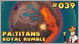 Let's Play Planetary Annihilation Titans ☢ - Der mit der Nuke #039 (Deutsch|German|Gameplay)