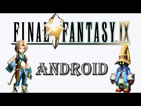 Final Fantasy IX Android Test / Review (Deutsch/German)