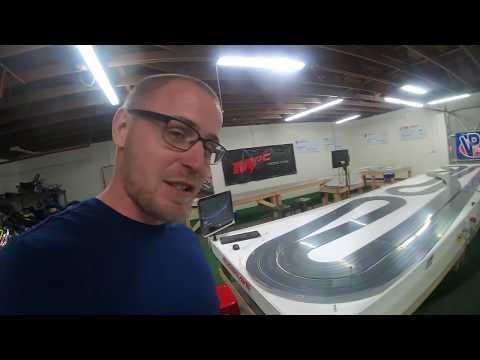 Slot Car Racing with MRC